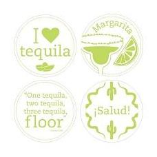 Tequilla Coasters