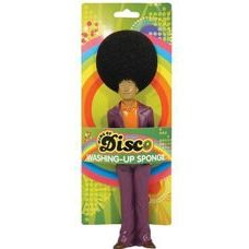 Disco Washing-Up Sponge