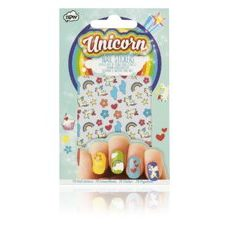 Unicorn Nail Art Sticker