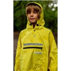 The People's KIDS Hardy Yellow Poncho Small
