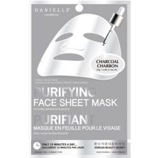 Danielle Face Mask Charcoal Detoxifying