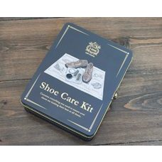Shoe Cleaning Kit & Tin