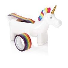 Unicorn Tape Dispenser- Einhorn Klebeband Dispenser