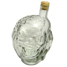Zombie Head Drink Decanter