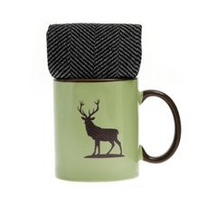 Mug and Sock Stag (Hirsch)