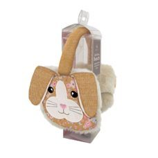 Ear Muffs with Gel Pack Rabbit - Ohrenwärmer Hase