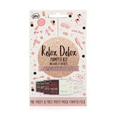 Rose Gold - Retox Detox Pamper Kit