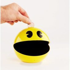 Pac Man Moneybox with Sound - Spardose