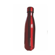 Thermosflasche Metallic rot 0.5l
